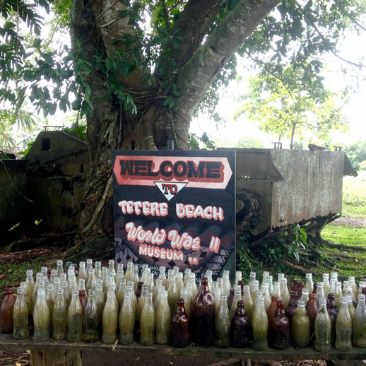 solomon-islands-war-museum-sign