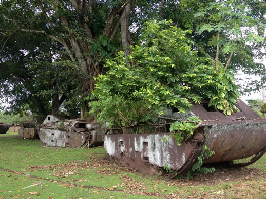 solomon-islands-war-museum-tank-2