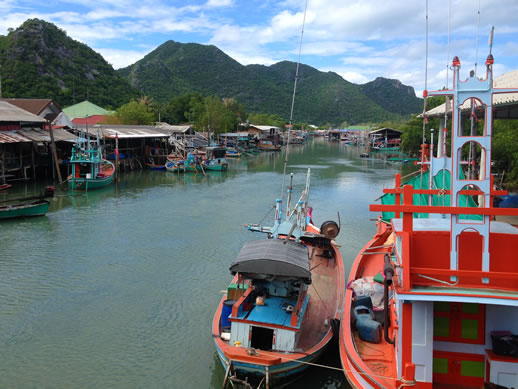 sofitel-hua-hin-sightseeing-fishing-village