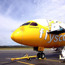Scoot airline review