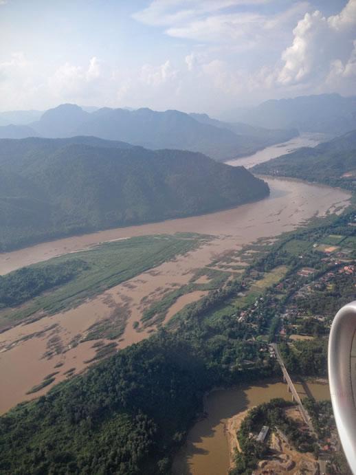 unesco-luang-prabang-aerial-view