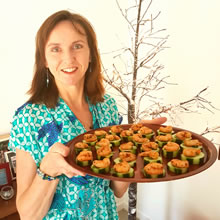 Happy Holidays! And a Prawn Nibbles Recipe...