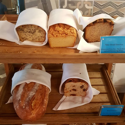 Date bread in Brisbane