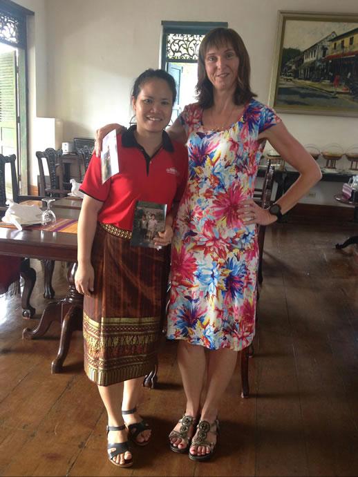 Luang Prabang reunion 4
