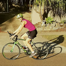 Triathlon training at 50 in Noosa