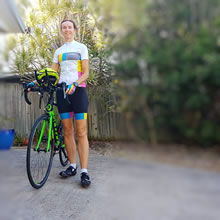 Triathlon training at 50