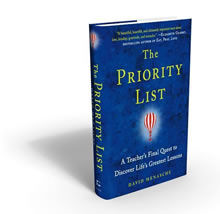 The Priority List by David Menasche