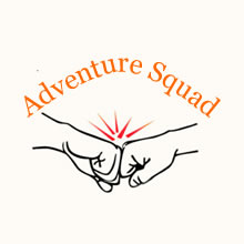 Adventure Squad: for Women Who Choose to be Courageous